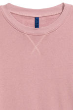 Sweatshirt - Pale pink - Men | H&M 4