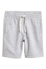 Sweatshirt shorts - Grey marl - Men | H&M 2