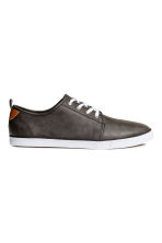 Trainers - Dark grey - Men | H&M 1