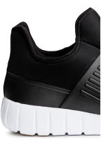 Mesh trainers - Black - Men | H&M 5