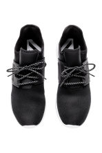 Mesh trainers - Black - Men | H&M 3