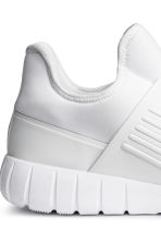 Mesh trainers - White - Men | H&M 5