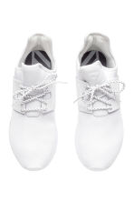 Mesh trainers - White - Men | H&M 3