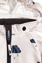 Waterproof jacket - Dark blue/Cloud - Kids | H&M 2