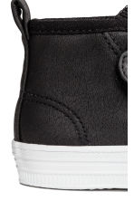 Lined trainers - Black -  | H&M 4