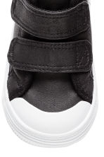 Lined trainers - Black -  | H&M 3