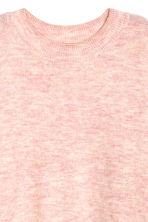 Oversized jumper - Light pink marl - Ladies | H&M 3