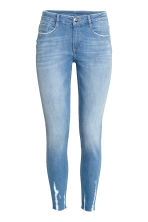 Super Skinny Ankle Jeans - Light denim blue - Ladies | H&M 2