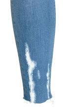 Super Skinny Ankle Jeans - Light denim blue - Ladies | H&M GB 4