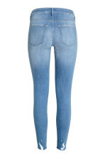 Super Skinny Ankle Jeans - Light denim blue - Ladies | H&M GB 3