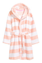 Fleece dressing gown - Pink - Kids | H&M 1