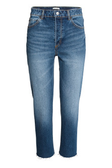 Loose fit Regular Ankle Jeans