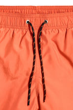 Short swim shorts - Orange - Men | H&M 3