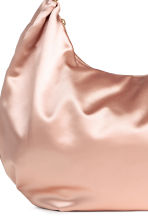 Satin hobo bag - Powder pink - Ladies | H&M 2
