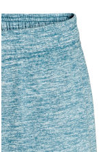 Sports shorts - Turquoise marl -  | H&M CN 3