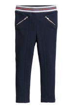 Treggings - Dark blue -  | H&M 2
