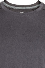 Sports top - Dark grey marl - Men | H&M 3