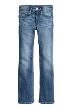 Superstretch Boot cut Jeans - Denim blue - Kids | H&M 2