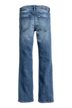 Superstretch Boot cut Jeans - Blu denim -  | H&M IT 3