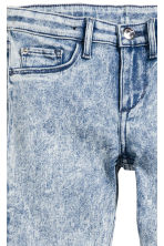 Skinny Fit Jeans - Blu denim sbiadito - BAMBINO | H&M IT 4