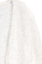 Knitted cardigan - White -  | H&M 3