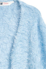 Knitted cardigan - Light blue -  | H&M 3