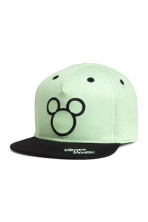 Mint green/Mickey Mouse