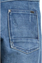 Relaxed Tapered Jeans - Denim blue -  | H&M 4