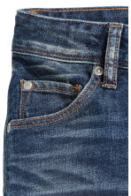 Relaxed Jeans - Dark denim blue - Kids | H&M 5