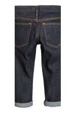 2-pack Slim Jeans - Dark denim blue/Black - Kids | H&M 3