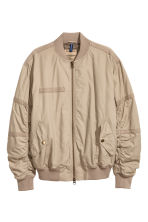 Bomber jacket - Beige - Men | H&M CN 2