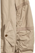 Bomber jacket - Beige - Men | H&M 4