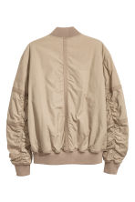 Bomber jacket - Beige - Men | H&M CN 3