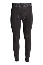 Sports tights - Black - Men | H&M CN 2