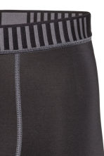 Sports tights - Black - Men | H&M CN 3