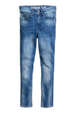 Superstretch Skinny fit Jeans - Mid denim blue - Kids | H&M CA 2