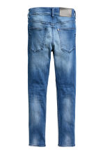 Superstretch Skinny fit Jeans - Mid denim blue - Kids | H&M 3