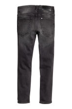 Superstretch Skinny fit Jeans - Black washed out - Kids | H&M CN 3