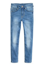 Superstretch Skinny fit Jeans - Голубой деним -  | H&M RU 2