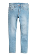 Skinny fit Jeans - Light denim blue - Kids | H&M 2