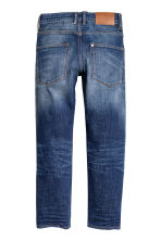 Relaxed Jeans - Dark denim blue - Kids | H&M 3