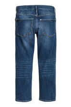 Superstretch Slim fit Jeans - Dark denim blue - Kids | H&M 3
