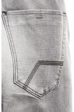Denim joggers - Grey washed out - Kids | H&M 4