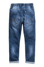 Denim joggers - Denim blue - Kids | H&M 3