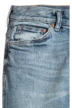 Slim Low Jeans - Denim blue - Men | H&M 4