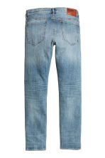 Slim Low Jeans - Denim blue - Men | H&M CA 4
