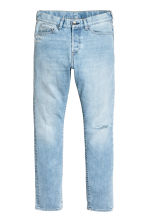 Slim Low Jeans - Bleu denim clair - HOMME | H&M FR 2