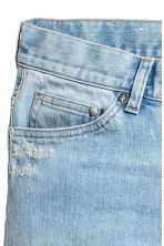 Slim Low Jeans - Light denim blue - Men | H&M CN 4