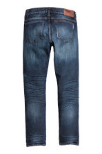 Slim Low Jeans - Blu denim chiaro/Trashed - UOMO | H&M IT 3
