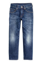 Relaxed Jeans Taglie forti - Blu denim scuro - BAMBINO | H&M IT 1
